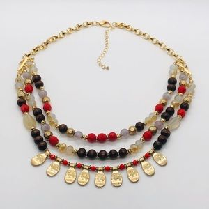Jewelry - Beautiful Necklace - Perfect for Fall & Holidays